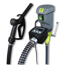 Elektrické sudové čerpadlo sprůtokoměrem pro výdej nafty