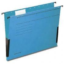 Závěsná papírová deska, modrá
