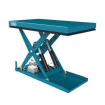 Hydraulický zvedací stůl, do 2 000 kg, deska 135 x 80 cm, 200 - 1 000 mm