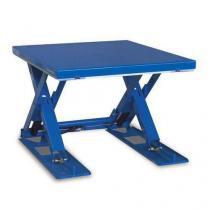 Hydraulický zvedací stůl do 1 000 kg, deska 135 x 80 cm