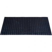 Gumová podložka na police 75 x 38,5 cm, černá