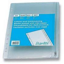 Plastové spisové desky na zip, 10 ks, A4