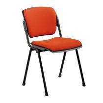 Konferenční židle Flou, oranžová