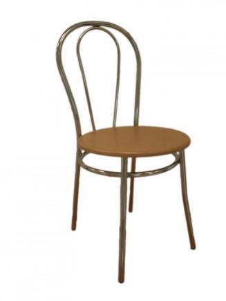 Sedia kovové Kuchyňská židle Tulipán dřevo