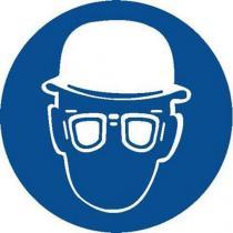 Příkazové bezpečnostní tabulky - Používej ochranné brýle