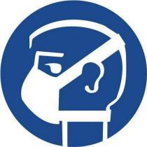 Příkazové bezpečnostní tabulky - Používej respirátor