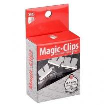 Kancelářské sponky Magic clips, 50 ks, 4,8 mm