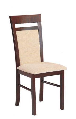 Sedia dřevěné Kuchyňská židle Milano 6
