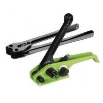 Napínač plastových pásek H22 s kleštěmi H35, 15 mm