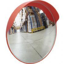 Univerzální kulaté zrcadlo, oranžové, 450 mm