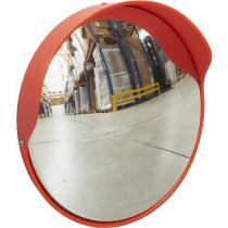 Univerzální kulaté zrcadlo, oranžové, 300 mm