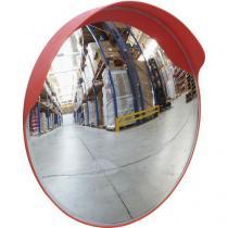 Univerzální kulaté zrcadlo, oranžové, 1000 mm
