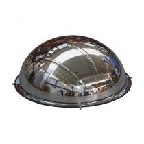 Průmyslové parabolické zrcadlo Manutan, polokoule, 800 mm