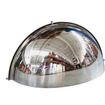 Průmyslové parabolické zrcadlo, čtvrtkoule, 800 mm