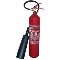 Sněhový hasicí přístroj, 5 kg (89B), CZ etiketa
