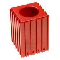Plastové lůžko pro válcové stopky 40 mm