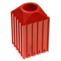 Plastové lůžko pro MORSE kužely 3, 85x52x52