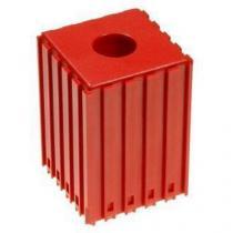 Plastové lůžko pro MORSE kužely 2, 72x52x52