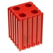 Plastové lůžko pro MORSE kužely 1, 72x52x52