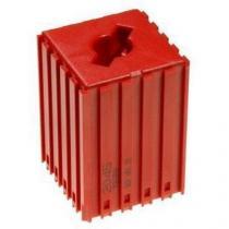 Plastové lůžko pro ABS upínače 32