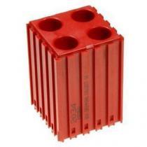 Plastové lůžko pro ukládání kleštin,16 mm