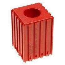 Plastové lůžko pro ukládání kleštin, 25 mm