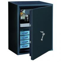 Nábytkový trezor Power Safe 600, se schránkou, bezpečnostní třídy S2