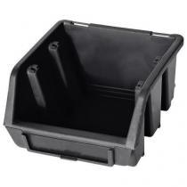 Plastový box Ergobox 1 7,5 x 11,2 x 11,6 cm, černý