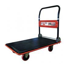 Plošinový vozík se sklopným madlem, do 300 kg