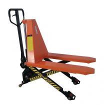 Nůžkový paletový vozík, do 1 000 kg, výška zdvihu 500 mm
