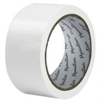 Vyznačovací páska na podlahy Manutan, šířka 50 mm, bílá