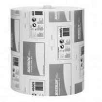 Papírové ručníky Katrin System Plus 2vrstvé, 100 m, bílé, 6 ks