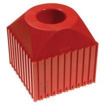 Plastové lůžko pro VDI upínače 40