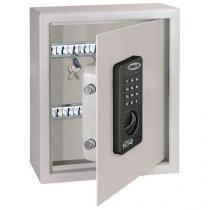 Skříňka na klíče s elektronickým zámkem, 20 háčků