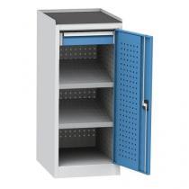 Dílenská skříň pro CNC nástroje, 118 x 50,5 x 60 cm