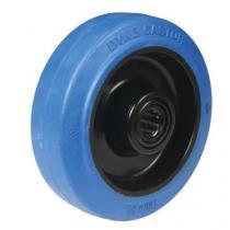 Gumové pojezdové kolo, průměr 160 mm, valivé ložisko