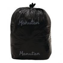 Pytle na odpad Manutan, 50 l, tloušťka 35 mic, 250 ks