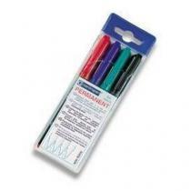 Popisovač Centropen 2846, 4 ks, mix barev