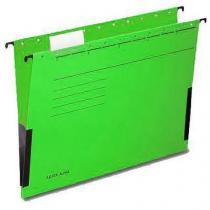 Závěsná papírová deska, zelená