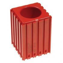 Plastové lůžko pro válcové stopky 32 mm