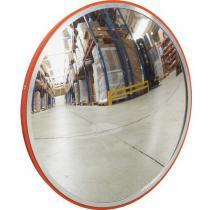 Průmyslové kulaté zrcadlo Manutan, 600 mm