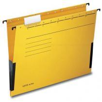 Závěsná papírová deska, žlutá