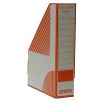 Archivační box Coruna, 25 ks, červený