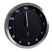 Analogové hodiny RS2, autonomní DCF, průměr 40 cm