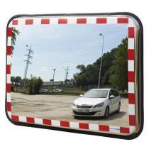 Dopravní obdélníkové zrcadlo ANTIFREEZE, 600 x 800 mm