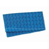 Univerzální mikrovláknové utěrky, 12 ks, modré