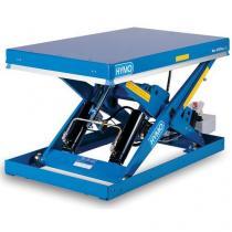 Hydraulický zvedací stůl, do 2 000 kg, deska 250 x 120 cm