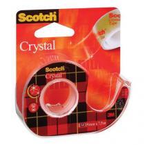 Lepicí páska Crystal Clear
