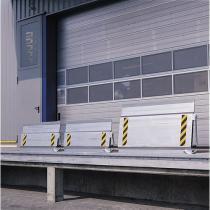 Vodicí kolejnice pro posuvné můstky, délka 250 cm, pozinkovaná