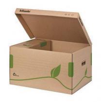 Archivační kontejner s víkem, 24,2 x 34,5 x 43,9 cm